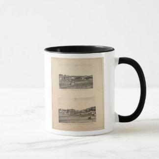 Shields, Clemmer residences Mug