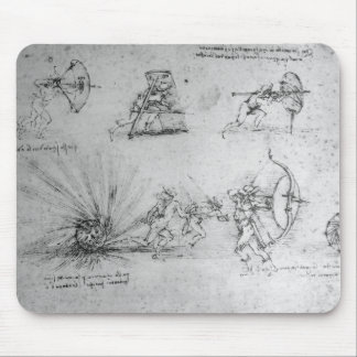 Shields for Foot Soldiers and an Exploding Mouse Mat
