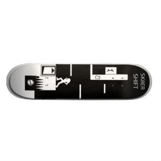 shift board flippin awesome skate decks