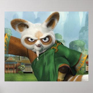 Shifu Ready Poster