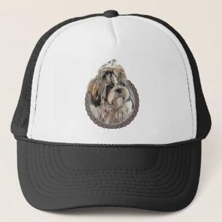 Shih Tzu 001 Trucker Hat