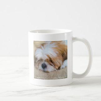 Shih Tzu (3 Months Old ) Coffee Mug