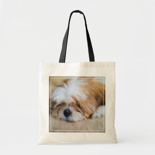 Shih Tzu (3 Months Old ) Tote Bag