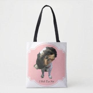 Shih Tzu All-Over-Print Tote Bag
