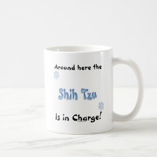 Shih Tzu Charge Coffee Mug