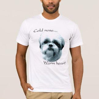 Shih Tzu Cold Nose Warm Heart T-Shirt