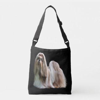 Shih Tzu Crossbody Bag