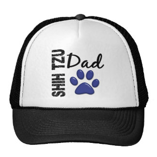 Shih Tzu Dad 2 Cap
