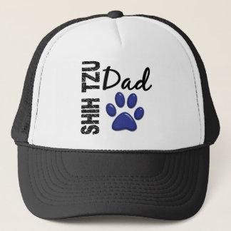 Shih Tzu Dad 2 Trucker Hat