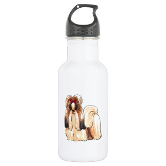SHIH TZU DOG 532 ML WATER BOTTLE