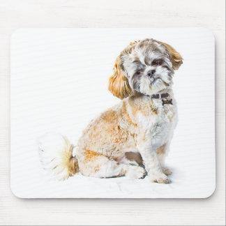 Shih Tzu Dog Mousepad
