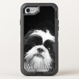 Shih Tzu Dog Otterbox phone OtterBox Defender iPhone 7 Case
