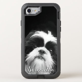 Shih Tzu Dog Otterbox phone OtterBox Defender iPhone 8/7 Case
