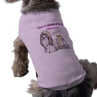 Shih-tzu Dog Tee Shirt