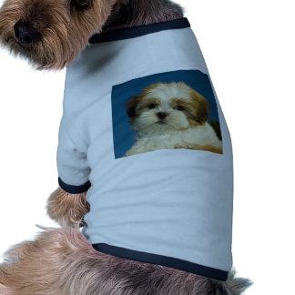 Shih Tzu Doggie Tee Shirt
