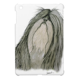 Shih Tzu dog, tony fernandes Case For The iPad Mini