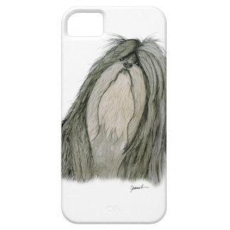 Shih Tzu dog, tony fernandes iPhone 5 Cover