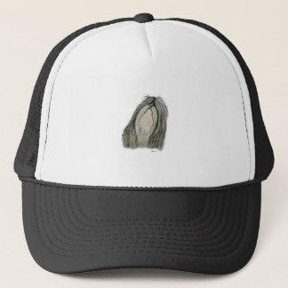 Shih Tzu dog, tony fernandes Trucker Hat