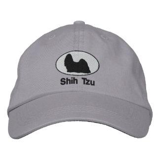 Shih Tzu Embroidered Hat