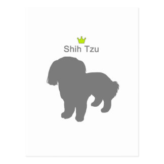 Shih Tzu g5 Postcard