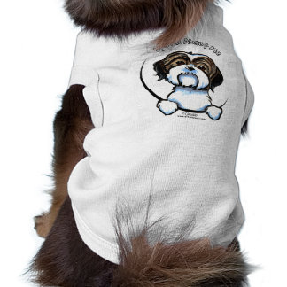 Shih Tzu Its All About Me Sleeveless Dog Shirt