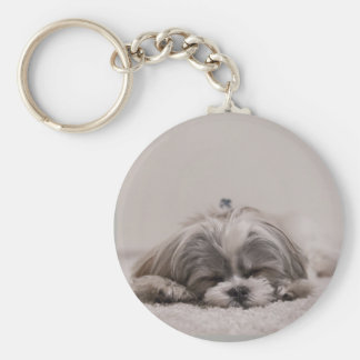 Shih Tzu Keychain for Dog Lovers