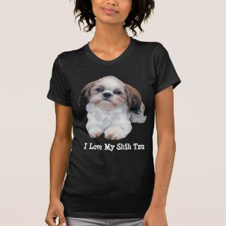 Shih Tzu Ladies T-Shirt