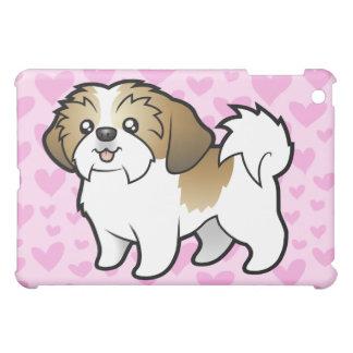 Shih Tzu Love (puppy cut) (add your own pern) iPad Mini Case