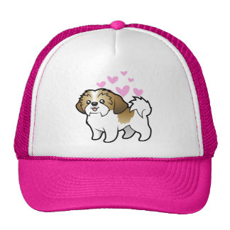 Shih Tzu Love (puppy cut) Cap