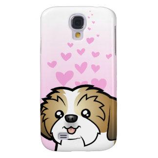 Shih Tzu Love (puppy cut) Galaxy S4 Case