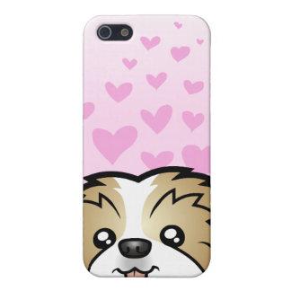 Shih Tzu Love (puppy cut) iPhone 5/5S Cases