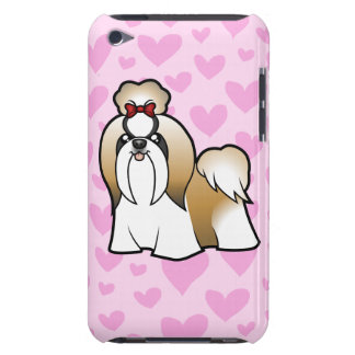Shih Tzu Love (show cut) Barely There iPod Case