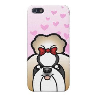 Shih Tzu Love (show cut) iPhone 5 Cover