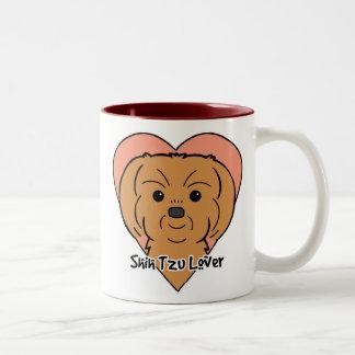 Shih Tzu Lover Coffee Mugs