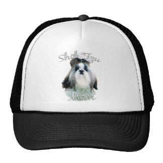Shih Tzu Mom 2 Cap