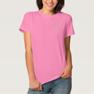 Shih Tzu Mom Gifts Embroidered Shirt