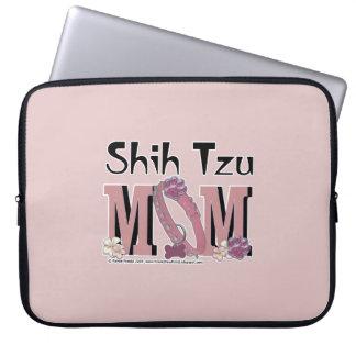 Shih Tzu MOM Laptop Sleeves
