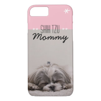 Shih Tzu Mommy iPhone Case
