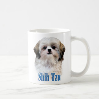 Shih Tzu Name Coffee Mug