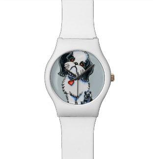 Shih Tzu Panda Watch