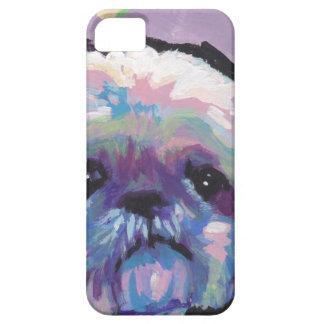 shih tzu pop dog art iPhone 5 cover