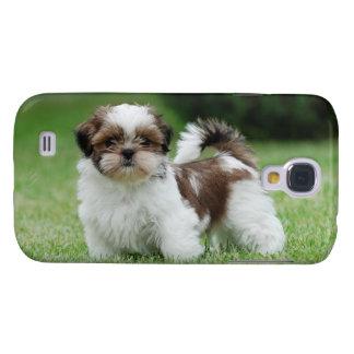 Shih tzu puppy galaxy s4 case