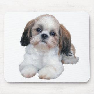 Shih Tzu Puppy Mousepad