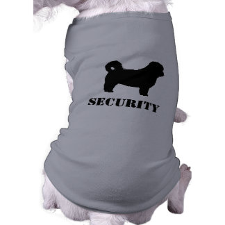 Shih Tzu Security Dog Shirt