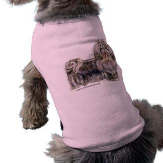 Shih Tzu Sleeveless Dog Shirt