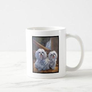 Shih Tzus Coffee Mug