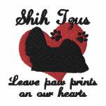 Shih Tzus Leave Paw Prints