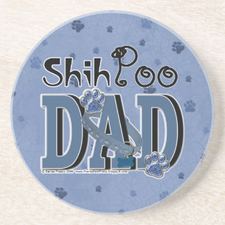 ShihPoo DAD Drink Coaster