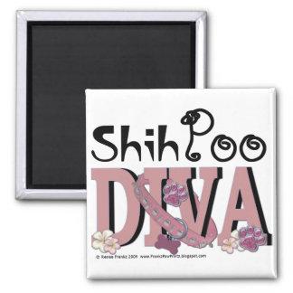 ShihPoo DIVA Magnet