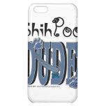ShihPoo DUDE Case For iPhone 5C
